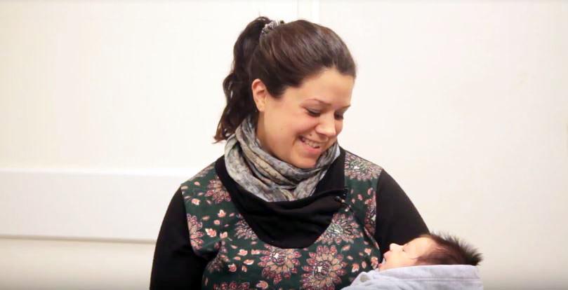 Promueven la lactancia materna