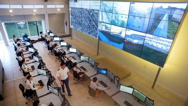 Inauguran Centro de Monitoreo para arrestos domiciliarios