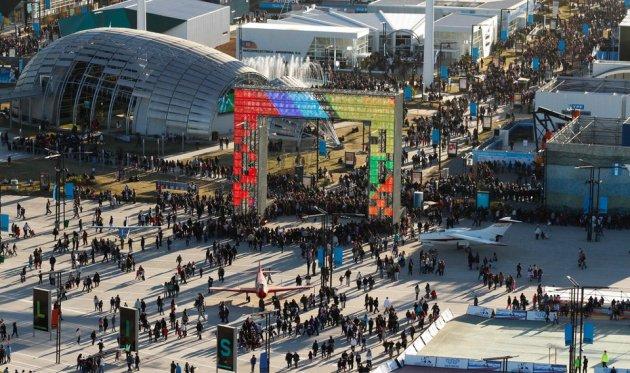 Argentina será sede de la Expo Mundial de 2023