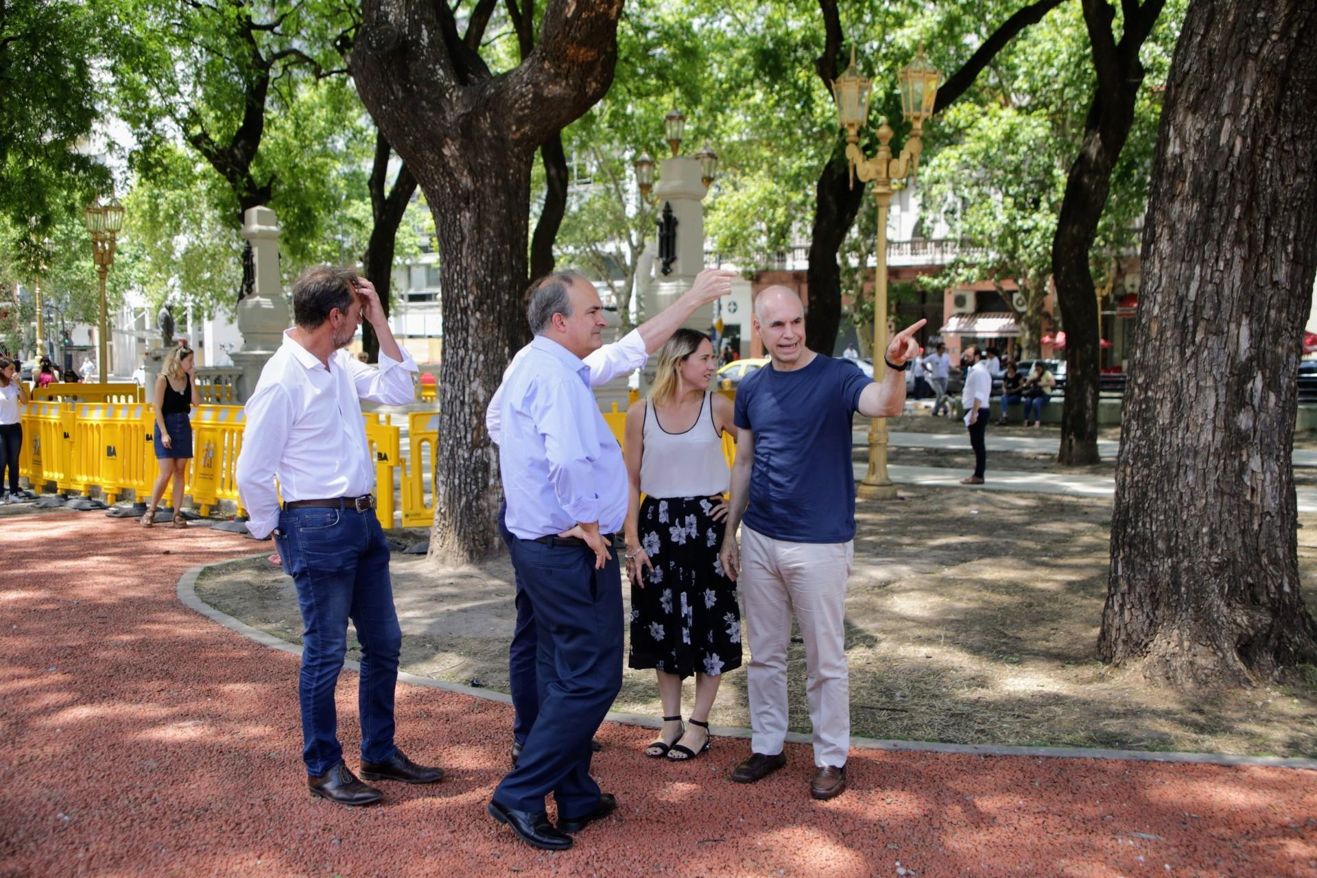 Reconstrucción Plaza del Congreso (4)