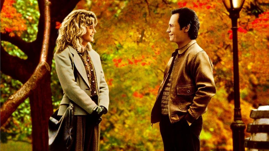 Cine en la plaza Cuando Harry conoció a Sally