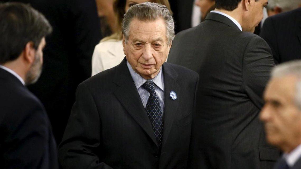 Internaron a Franco Macri con una fractura de cadera