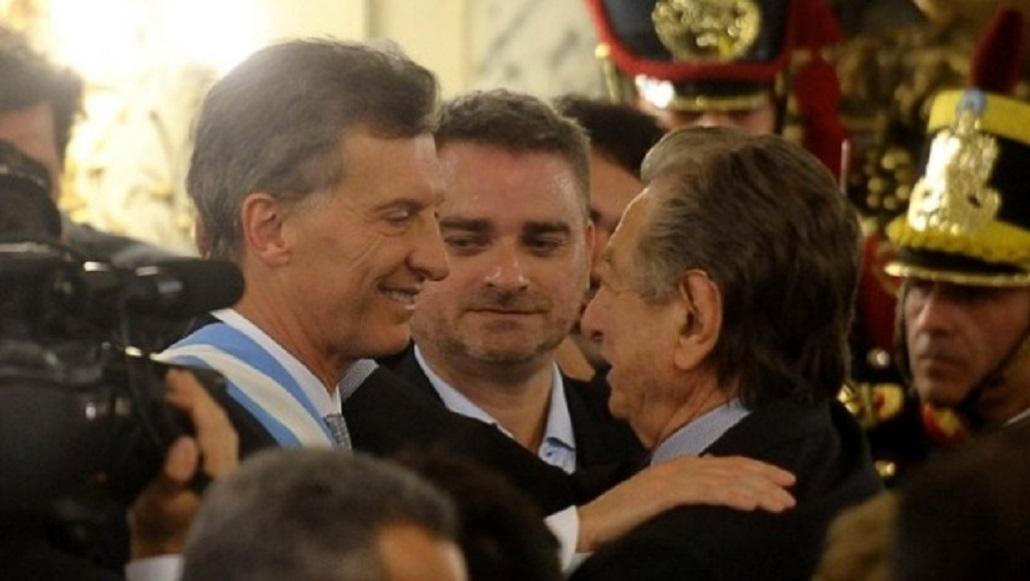 Internaron a Franco Macri por una fractura y será operado de urgencia