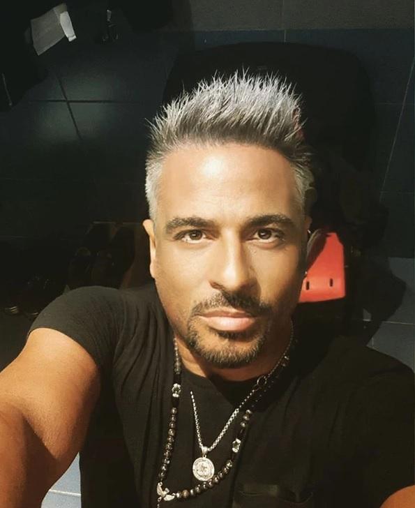 ¡Es otro! La nueva cara de Marcelo Iripino