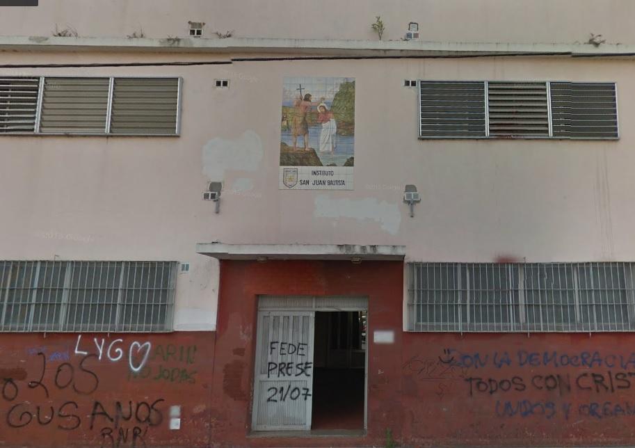 Quilmes: un ex alumno que amenazó con una