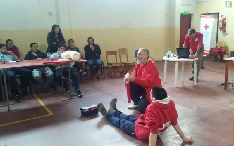 El presupuesto de la Cruz Roja, en peligro por recortes de Vidal