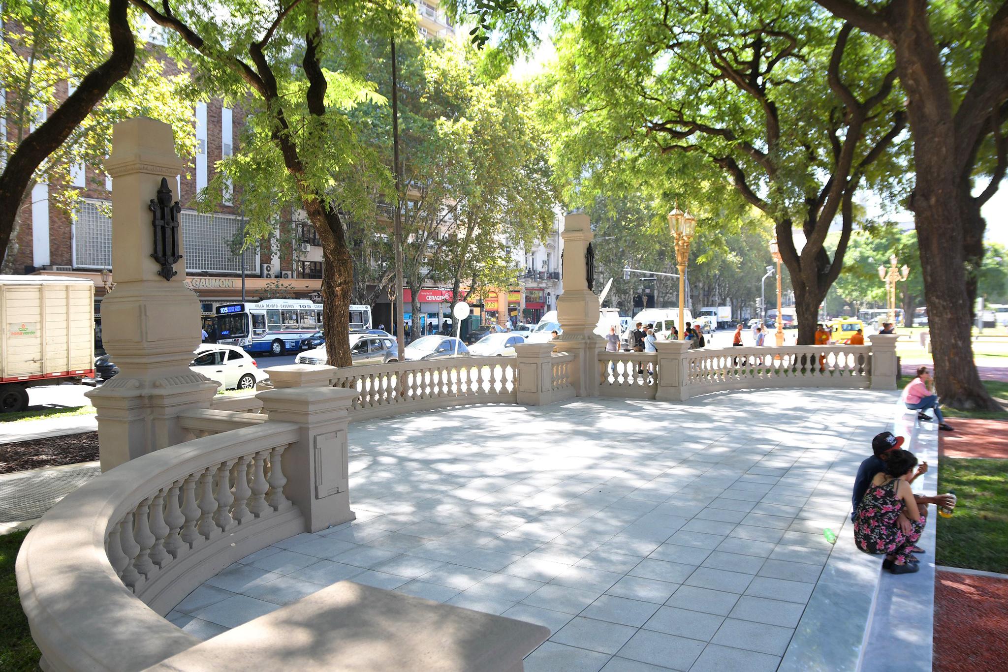 Reinauguración Plaza del Congreso (2)