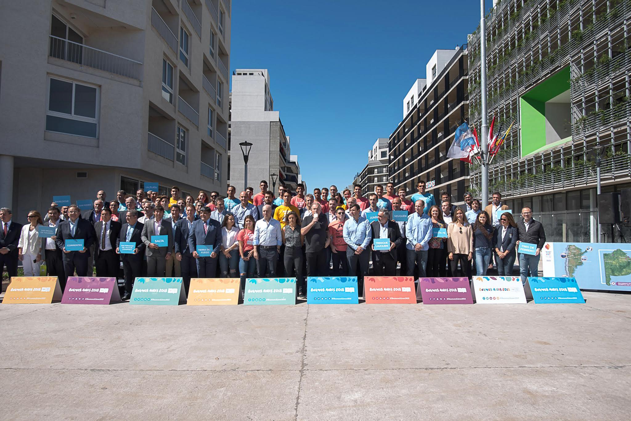 Juegos de la Juventud: San Juan recibirá la Antorcha Olímpica