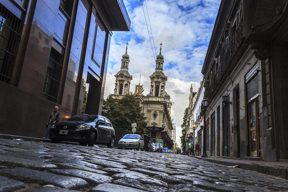 1. Un paseo por el corazón de Buenos Aires