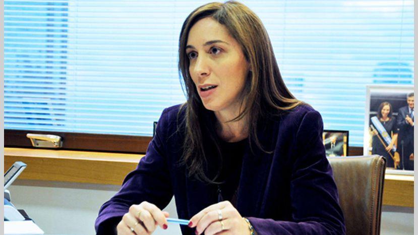 Lacunza explicó que las próximas facturas de servicios tendrían la rebaja