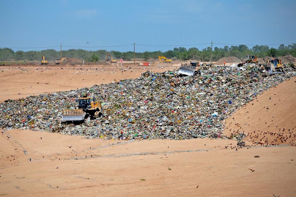 En medio de protestas, se aprobó la incineración de basura en Ciudad