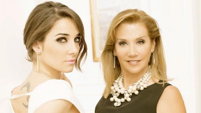 Marcela Tinayre mostró a su nieta… y es igual a Juanita Viale