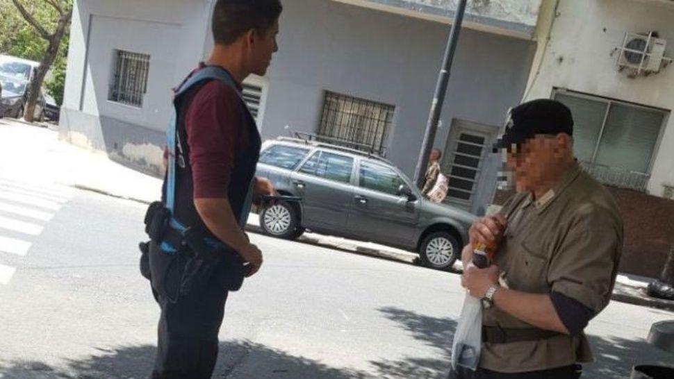 Temor en Caballito por un vecino que amenaza a mujeres del barrio