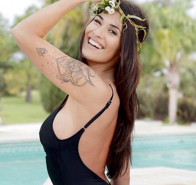 El Topless De Ivana Nadal Que Enloquecio A Sus Seguidores Noticias De Buenos Aires