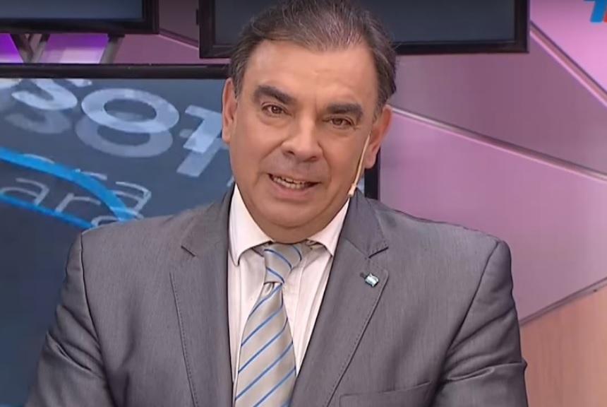 Luis Otero deja Canal 13 para meterse en política