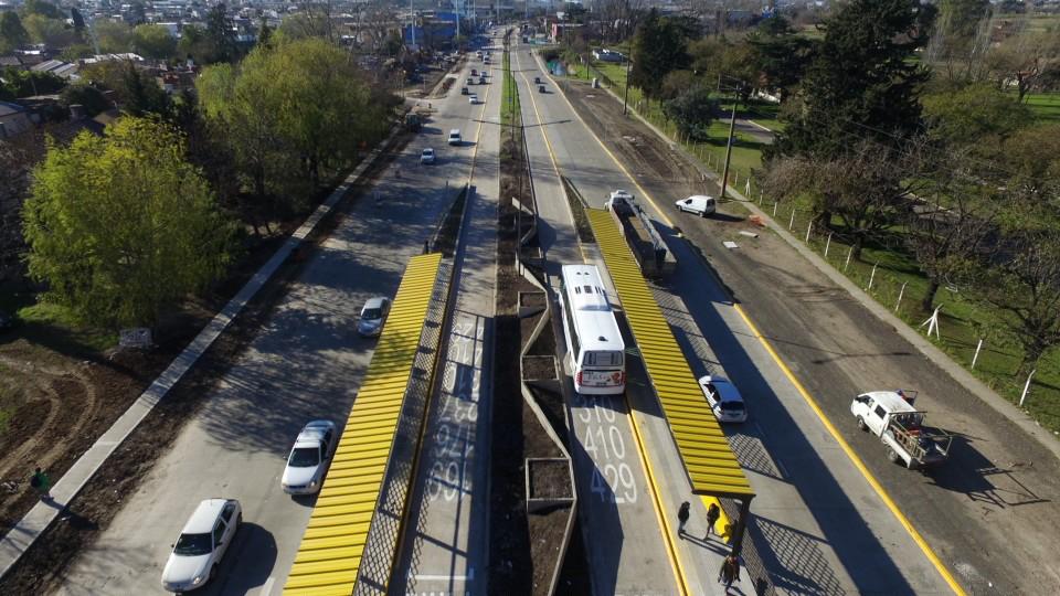 Resultado de imagen para Inauguraron la extensión del Metrobus de la Ruta 8