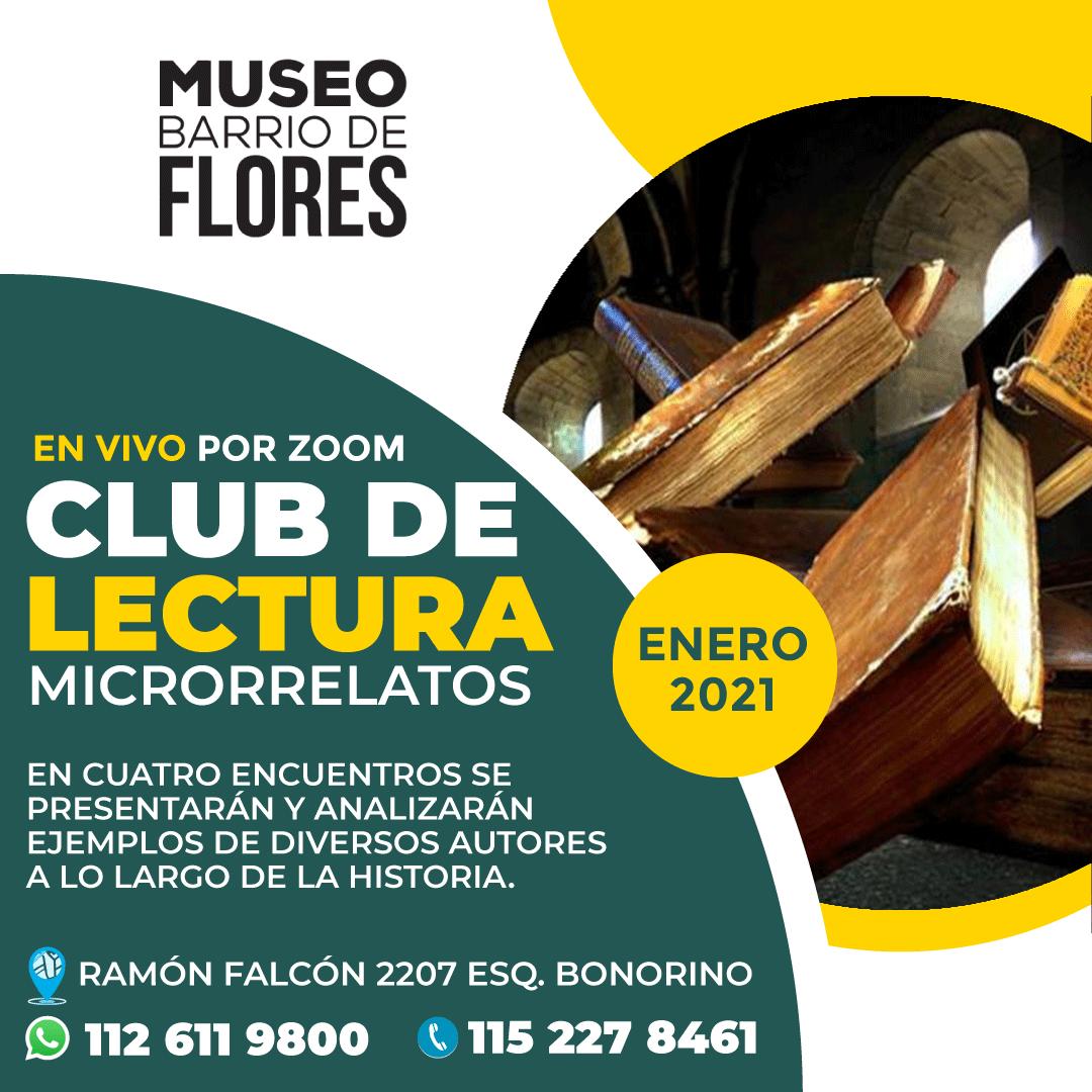 ClubDeLectura-Microrrelatos